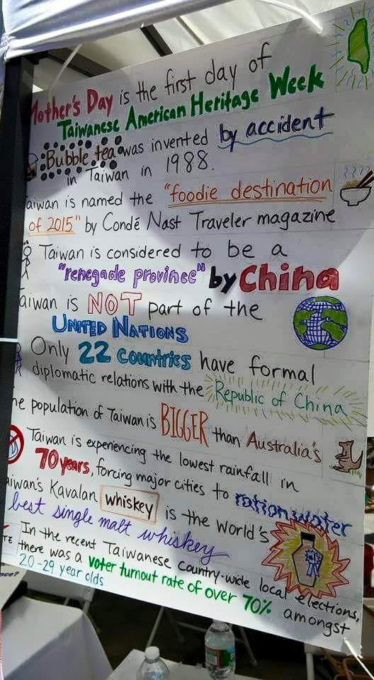 Reflecting on Taiwanese American HeritageWeek